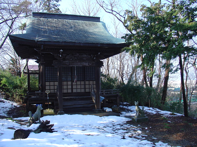 Shogun-No Inari (将軍野稲荷神社)