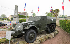 M16A1 Half-Track - Photo of Montabard