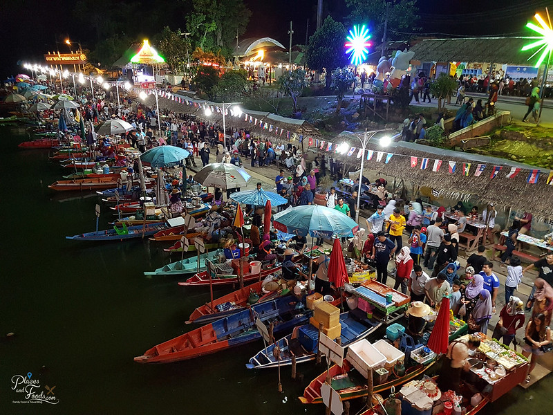 khlong hae night market