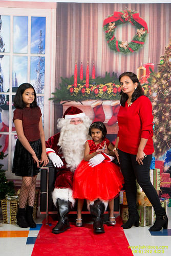 Santa at Teecs-55