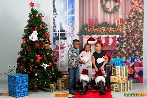 Santa at Teecs-61