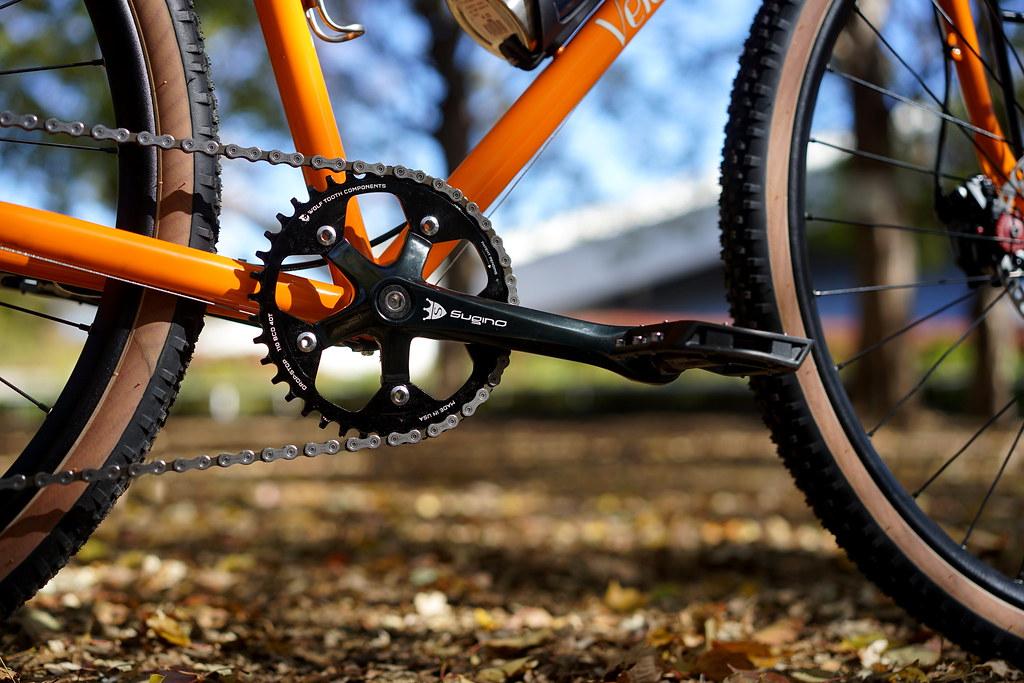 *VELO ORANGE* pass hunter disc complete bike