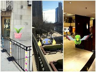 Pokemon in Chicago
