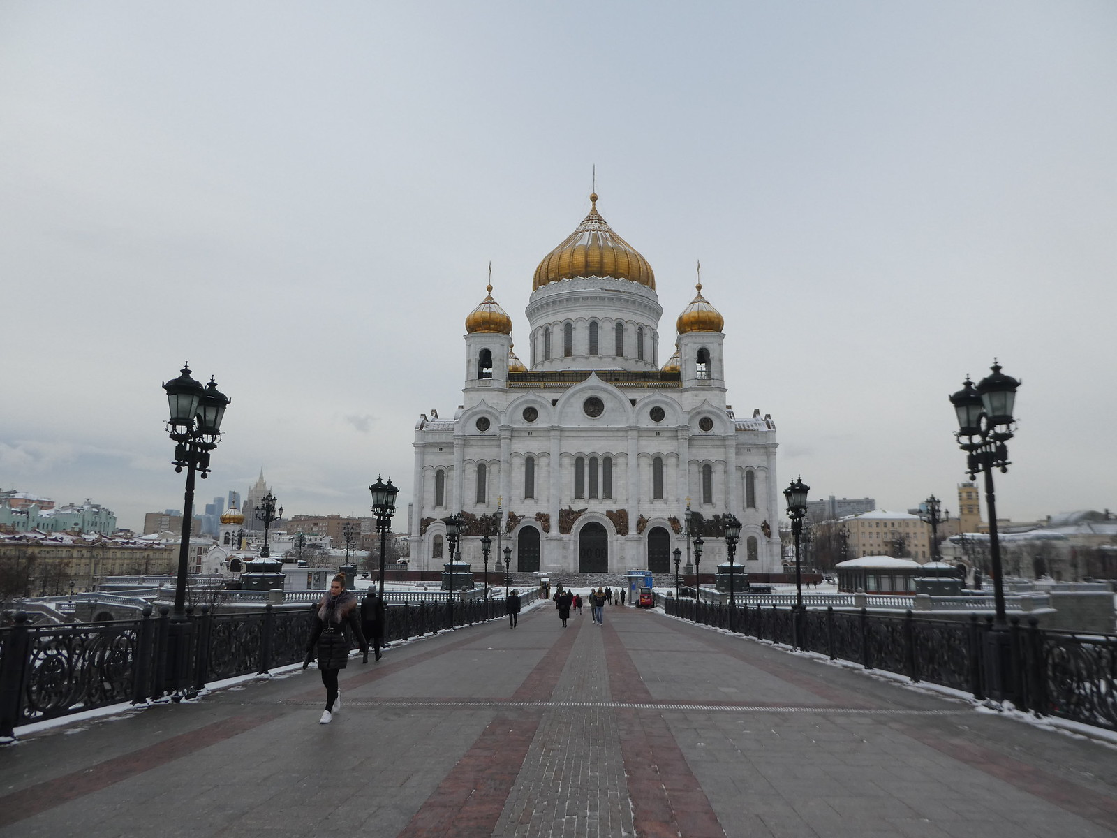 Christ the Saviour Cathedral, Moscow