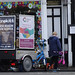 Tricycle Trailer, King Street, Hereford 20 December 2017
