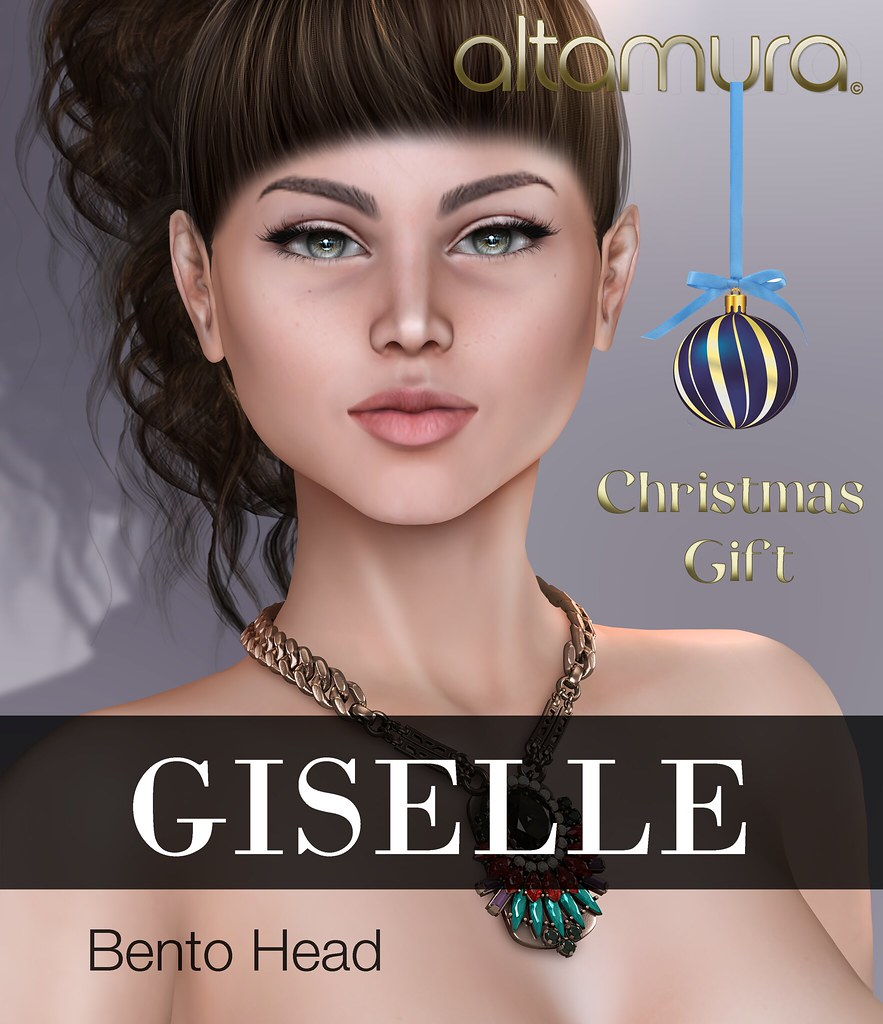 Altamura Giselle Bento Head – eBento Christmas Gift