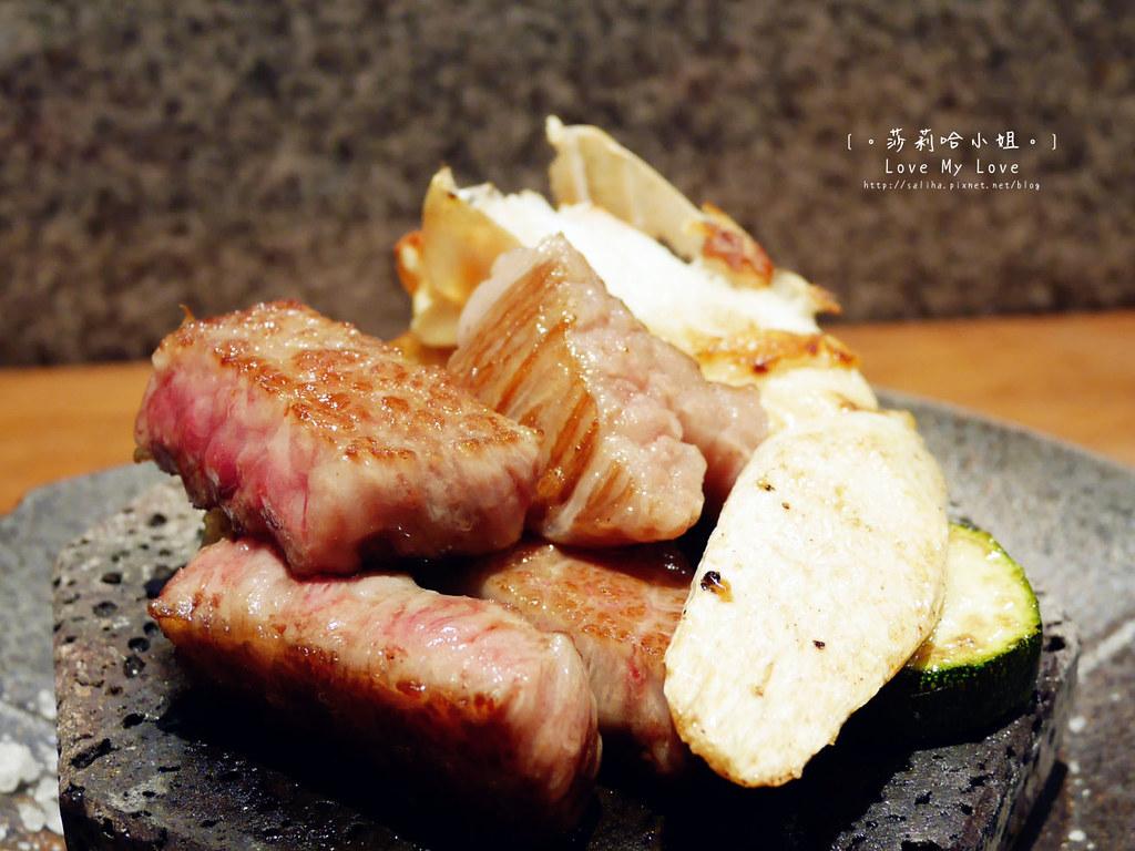 光琳割烹日本料理大安店秋田牛 (1)