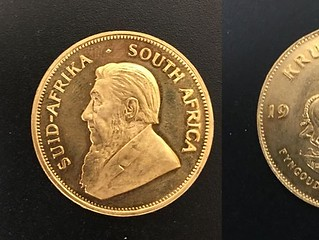Reno Kreugerand coin donation