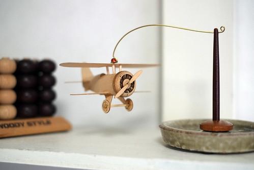 小さな飛行機