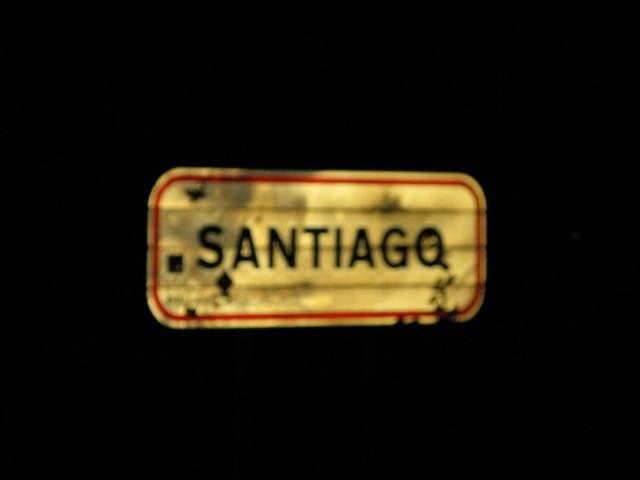 Samstag, den 26. September: Monte do Gozo → Santiago de Compostela