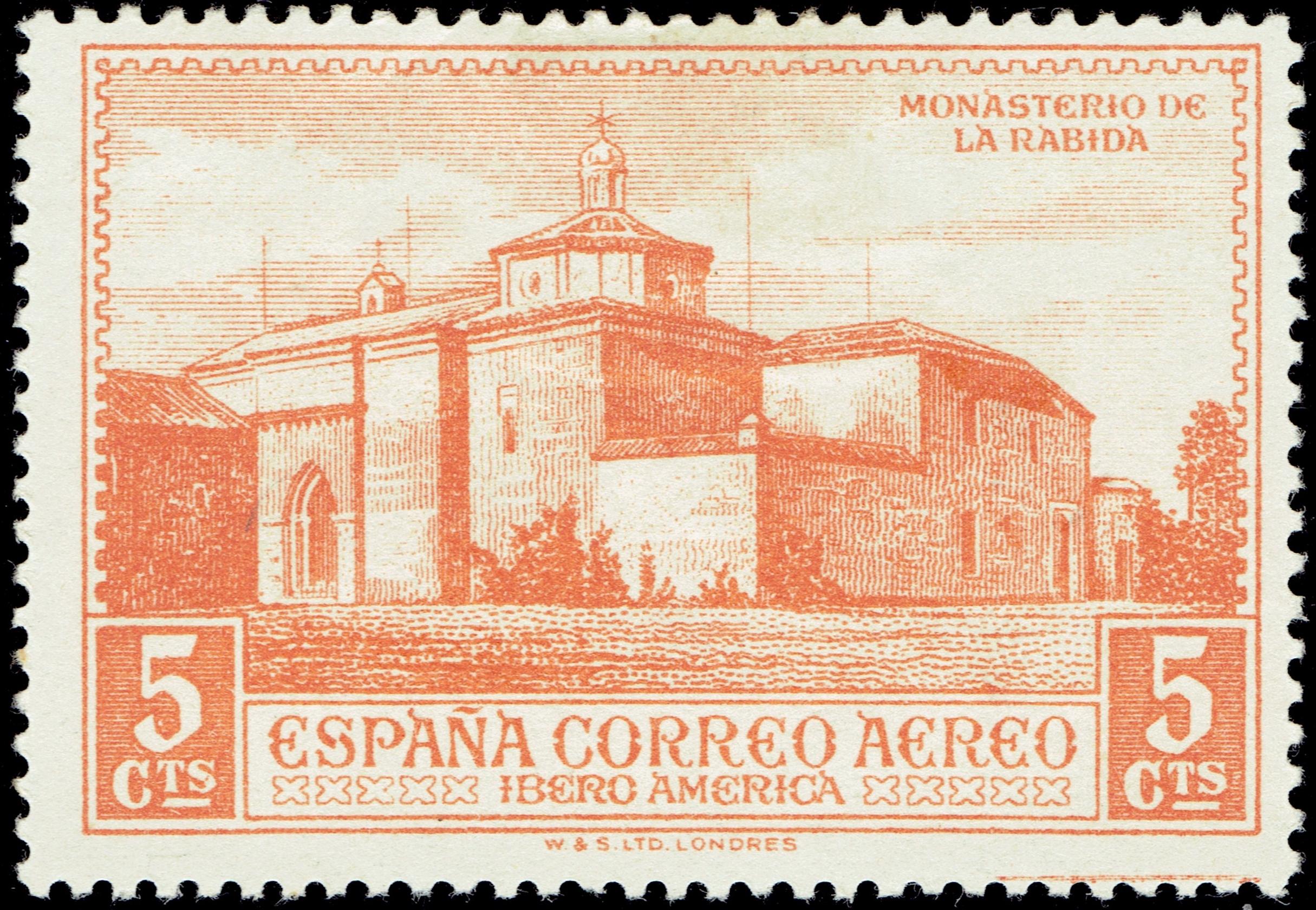 Spain - Scott #C43 (1930)