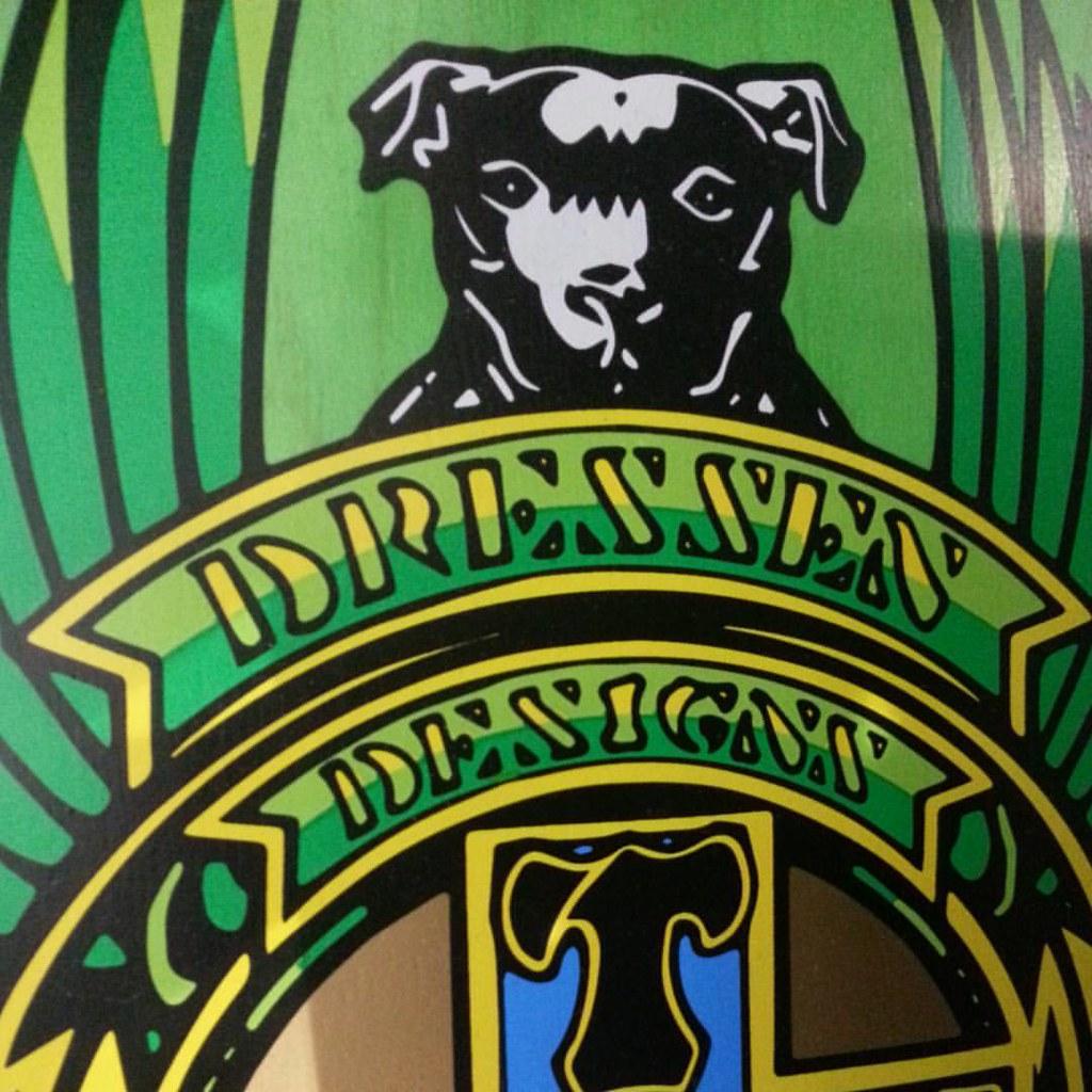 Dressen pup from Dogtown. #dogtownskates #dressen #reissueskateboard #pups