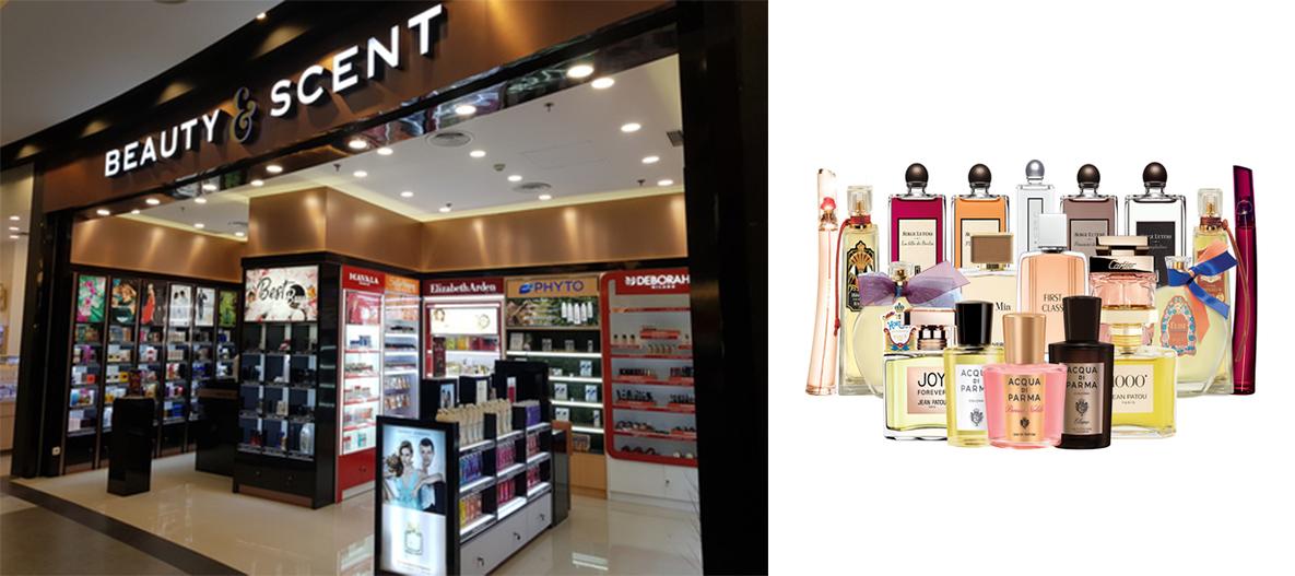 Beauty Scent Aeon Mall Jakarta Garden City Store Registrye