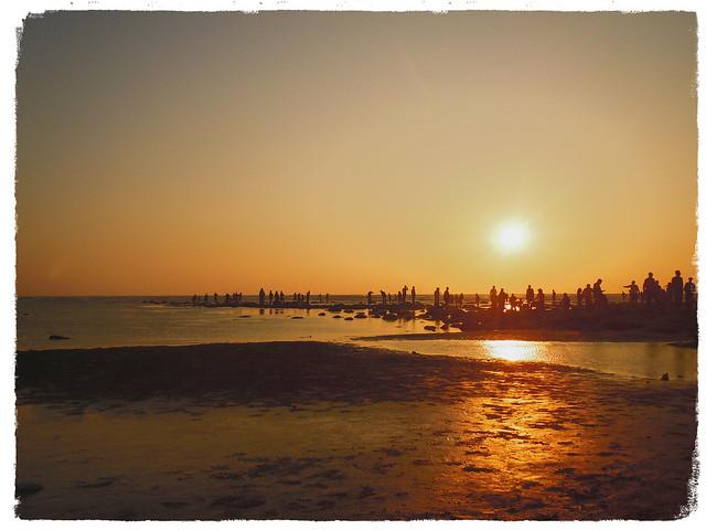 Sunset, Cox'sbazar, Nikon COOLPIX S8000