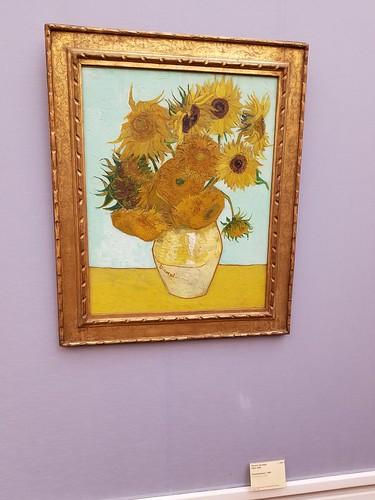 美術館にも行きました。