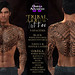 -Nivaro- 'Tribal Arrow' Tattoo Advert