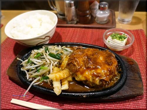 Photo:2017-11-20_T@ka.の食べ飲み歩きメモ(ブログ版)_大先輩の通う老舗銘店のランチでハンバーグを!【肥後橋】ピエロ_01 By:logtaka