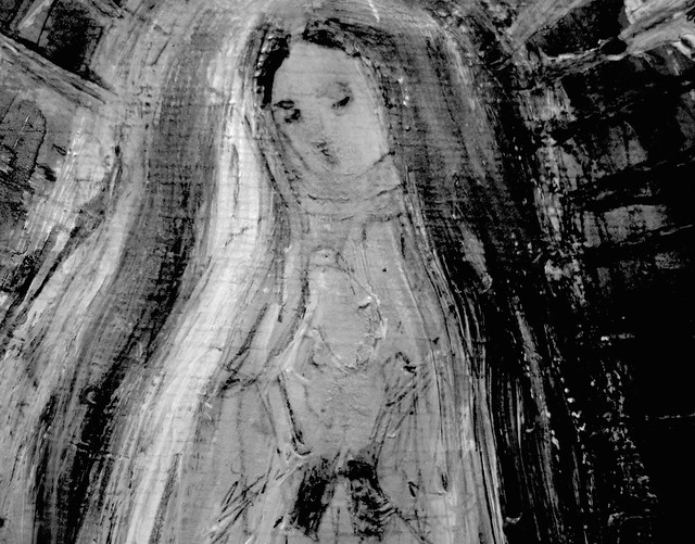 Guadalupe: detail