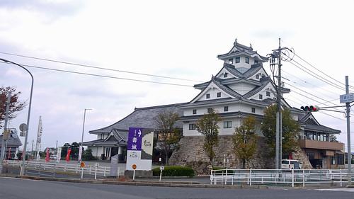 お菓子の壽城①