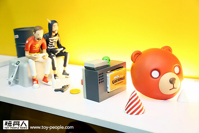 已經在期待第二天惹!!玩具探險隊【TOY SOUL 2017 亞洲玩具展】Day 1. 現場完整報導 Part 3.