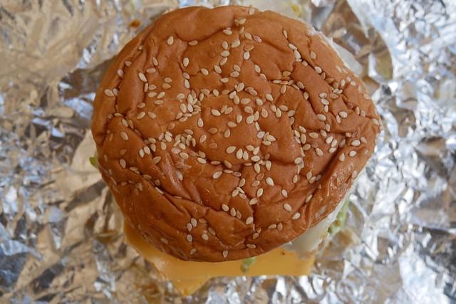 Five Guys Little Cheeseburger - P1100196