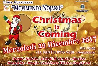 Noicattaro. Evento Movimento Nojano front