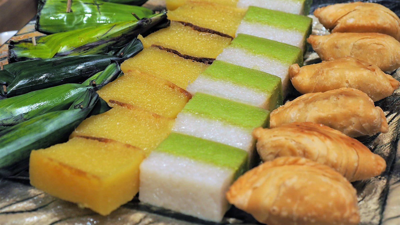 Malay local kuih