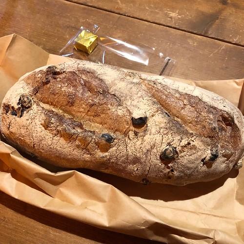サンタヒルズの朝食パン