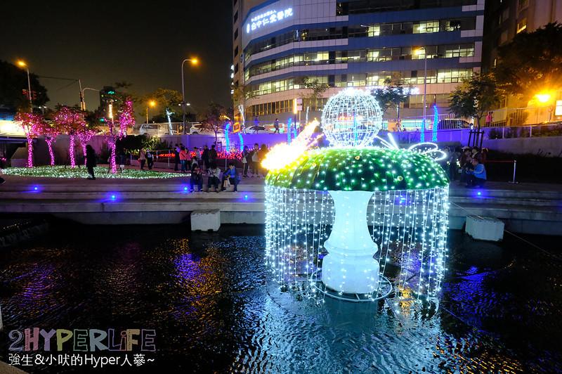 愛上柳川-冬季戀曲 創意藝術光景展覽 (12)