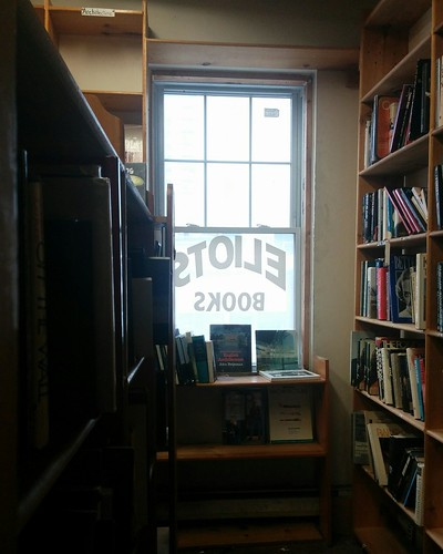 Last day at Eliot's (4) #toronto #eliotsbookshop #bookstore #usedbooks #yongeandwellesley