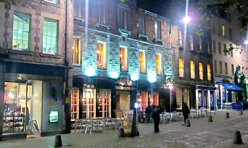 Edinburgh Scotlands Capital