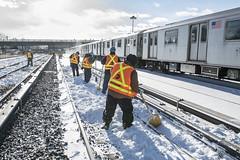 MTA at Work: January 3-5 Snowstorm