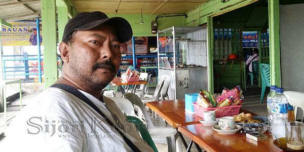 Heri S, alias Adek, Pelaut Bintan