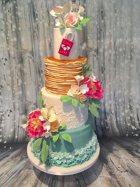 Cake by Zoete Kunst