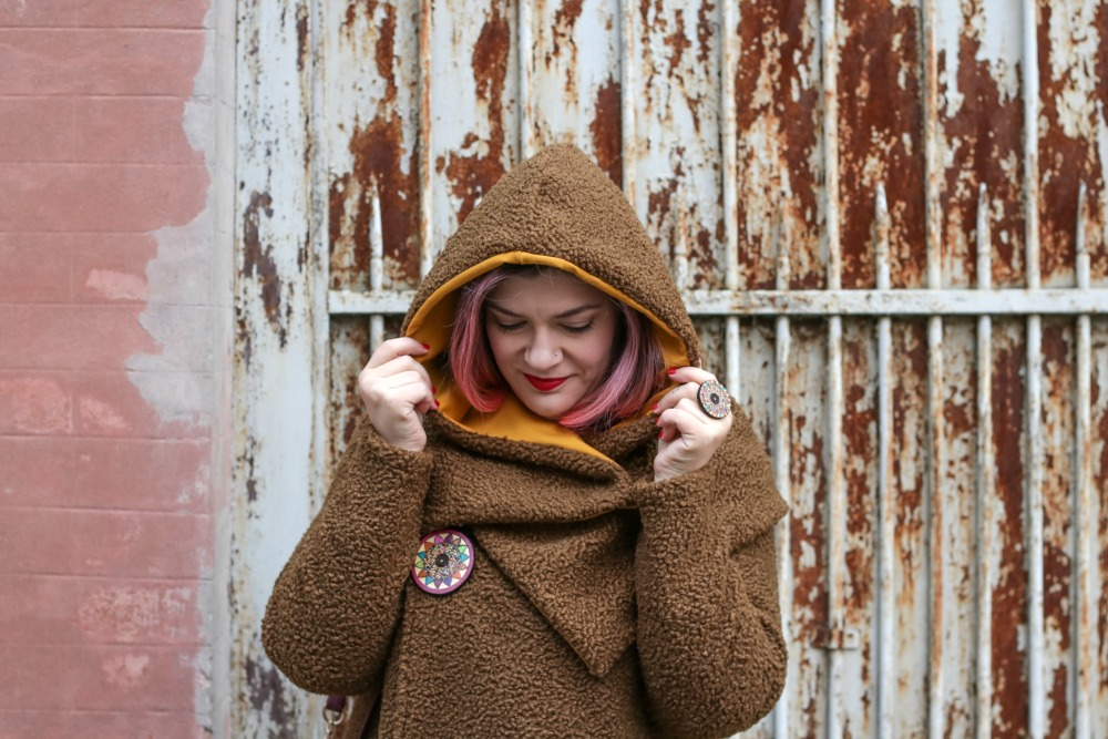 outfit plus size, cappotto Come le ciliegie (4)