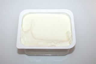 01 - Zutat Quark / Ingredient curd
