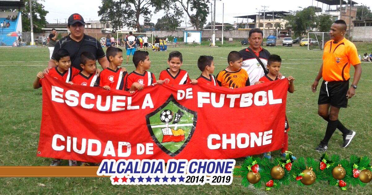 Concluyó torneo de fútbol copa Dr. Deyton Alcívar 2017