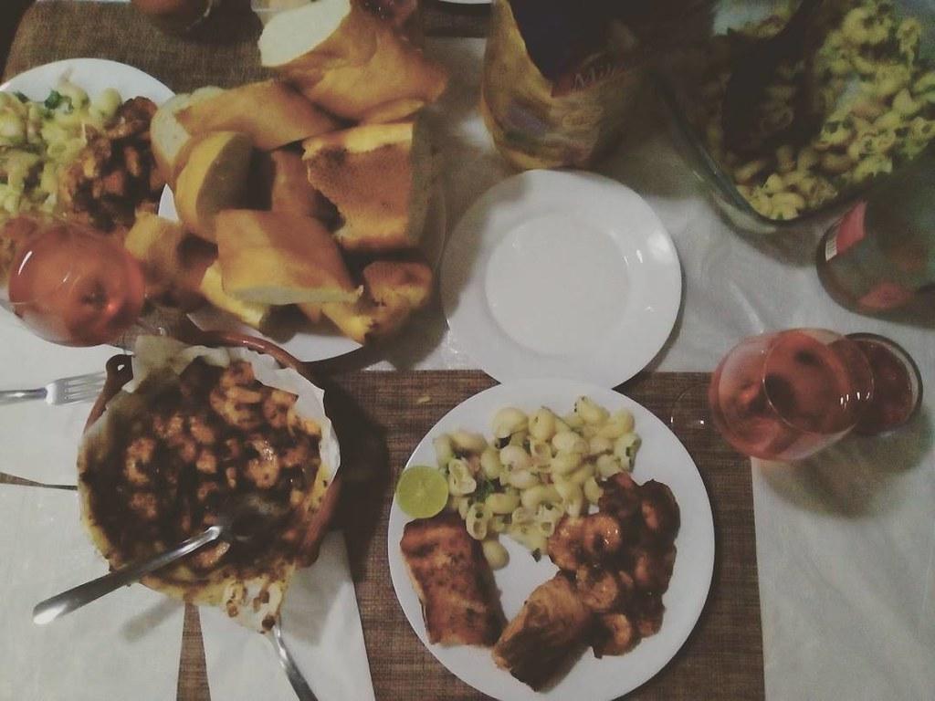 Cena de Año Nuevo