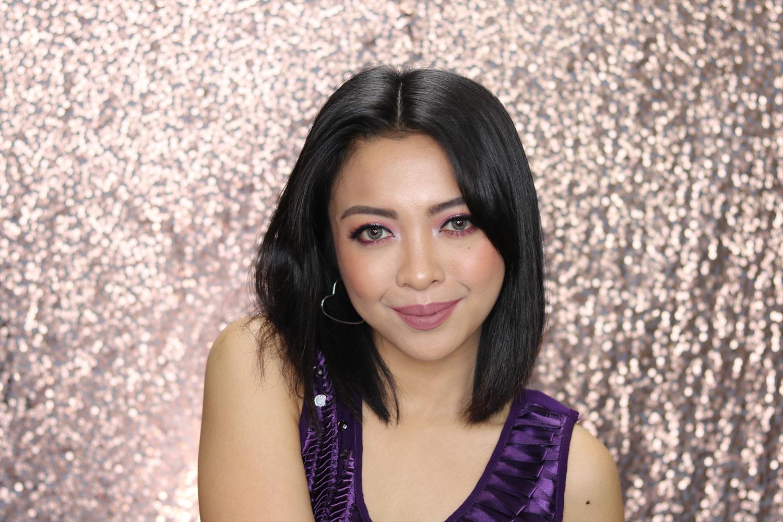 3 New Year's Glam Makeup Look 2018 Ultra Violet - Gen-zel She Sings Beauty