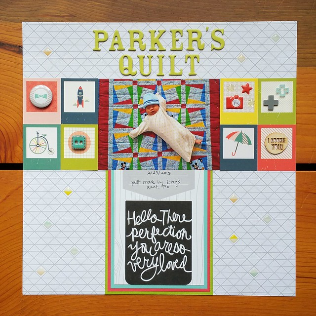 Parker's Quilt Layout | shirley shirley bo birley Blog