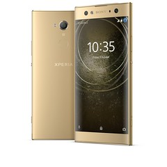 04_Xperia_XA2 Ultra_gold_group