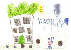 Kaori Gueerrero - 5 urte