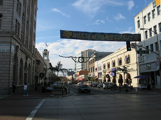 4th St. at Main St., Santa Ana, Dec. 1, 2003