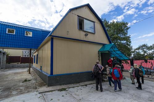 Petropavlovsk, Sten Bermans old home