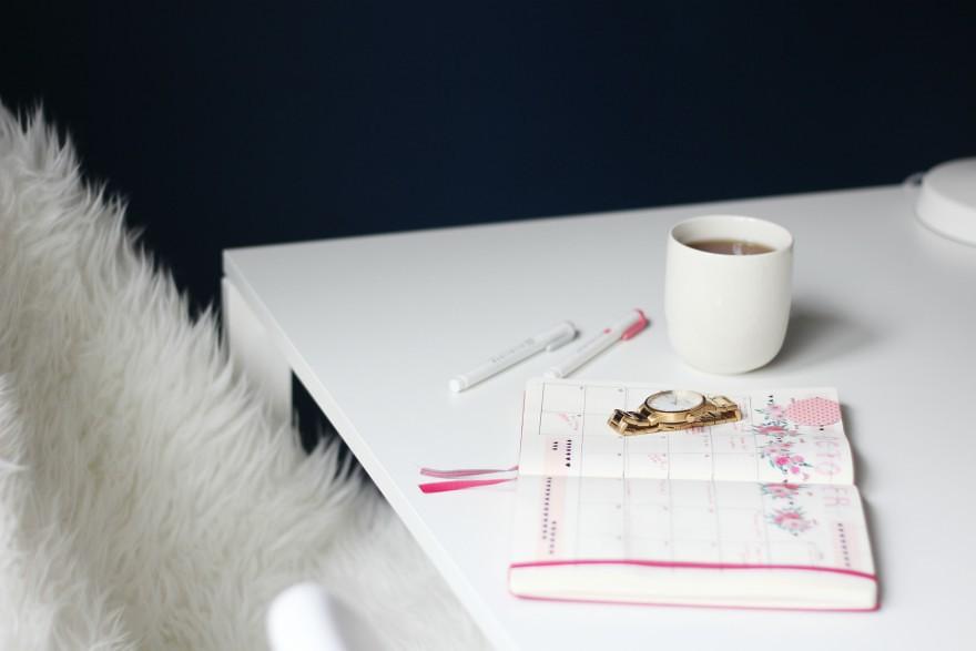 bullet journal blogi