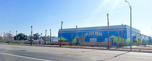 Golden Road Anaheim - north view