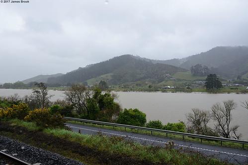 Between Huntly and Taupiri