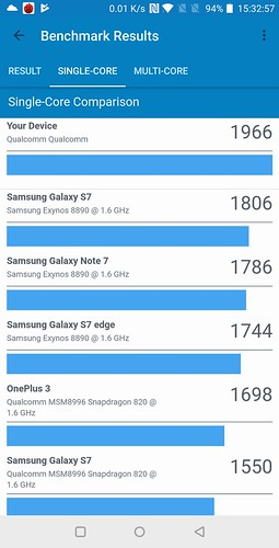 OnePlus 5T ベンチマークテスト (4)