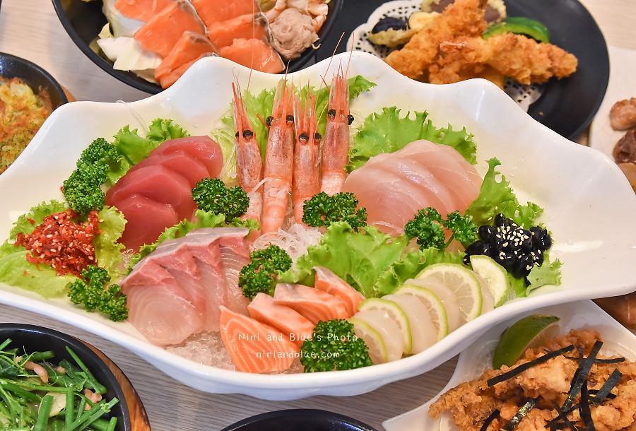 台中北屯雲鳥日本料理21