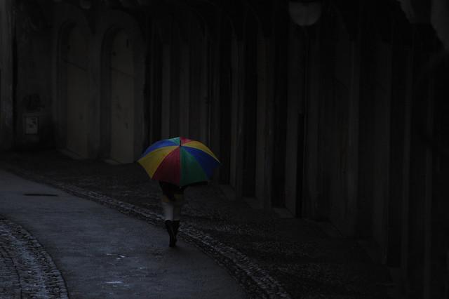 It's a Rainy Day...